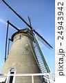 キンデルダイクの風車 24943942
