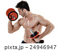 man weights exercises isolated 24946947