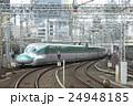 東北新幹線 はやぶさ E5系の写真 24948185