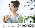 若い女性 24964622