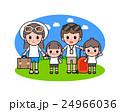 子 子供 ファミリーのイラスト 24966036