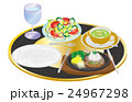 今日のご飯おろしハンバーグ 24967298