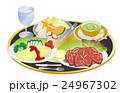 今日のご飯オムレツ 24967302