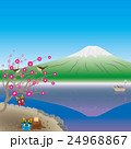 富士山冬節分 24968867
