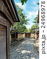 古都金沢 武家屋敷の風景 24968978