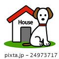 調子の悪い犬と調子の良い犬 24973717
