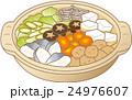 鍋 料理 24976607
