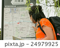 京都を旅するバックパッカー  24979925