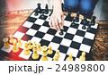 チェス ゲーム 試合の写真 24989800