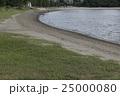 お台場海浜公園の砂浜 25000080