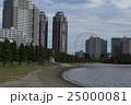 お台場海浜公園周辺の風景 25000081