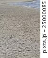 お台場海浜公園の砂浜 25000085