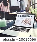 電子商取引 オンラインショッピング ネットショップの写真 25010090