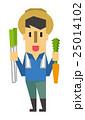 農家【フラット人間・シリーズ】 25014102