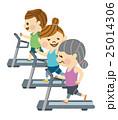 フィットネス ランニングマシン 男女 25014306
