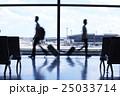 空港 空港内 行き交うの写真 25033714