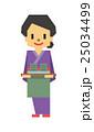 女将【フラット人間・シリーズ】 25034499