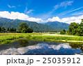 安曇野 田園風景 田園の写真 25035912