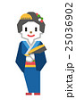 舞妓【フラット人間・シリーズ】 25036902