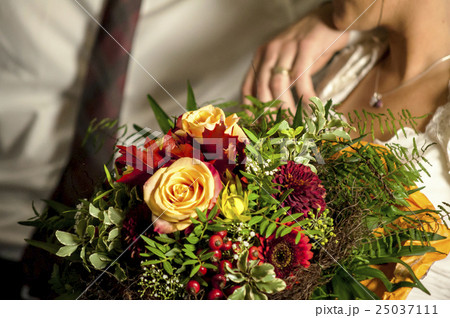Romantic marriage couple wedding Symbols love 30 25037111