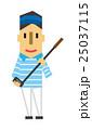 ゴルフ ゴルファー【フラット人間・シリーズ】 25037115