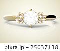 ジュエリー 宝飾品 ダイヤモンドのイラスト 25037138
