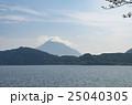 池田湖と開聞岳 25040305
