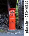 昔ながらの郵便ポスト 25040519