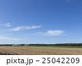 北海道 農地 畑の写真 25042209