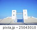 海 羽伏浦海岸 メインゲートの写真 25043010