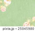 和の背景 25045980