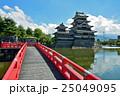 松本散歩:国宝 松本城 25049095