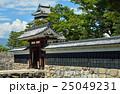 松本散歩:国宝 松本城 25049231