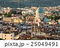 フィレンツェ マッジョーレ・イスラエリティコ・ディ・フィレンツェ神殿 イタリアの写真 25049491