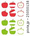 ベクター りんご 林檎のイラスト 25050138