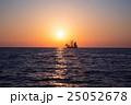 夕日 夕焼 日没の写真 25052678