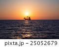 日 夕日 夕焼の写真 25052679