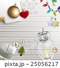 クリスマス コレクション 組み合わせのイラスト 25056217