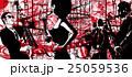 ジャズ たいこ 太鼓のイラスト 25059536