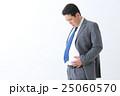 ビジネスマン メタボ 25060570