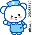 ベクター 熊 看護師のイラスト 25062210