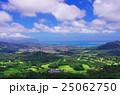 ヌアヌ・パリ展望台からカネオヘ湾を望む01R 25062750