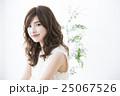 女性 若い ヘアスタイルの写真 25067526