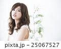 女性 若い ヘアスタイルの写真 25067527
