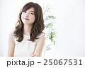 女性 若い ヘアスタイルの写真 25067531