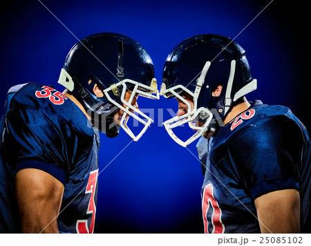 American football men