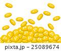 ポイント メダル コインのイラスト 25089674