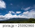 高原 雲 青空の写真 25092960