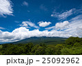高原と雲 25092962
