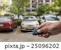 車 自動車 キーの写真 25096202